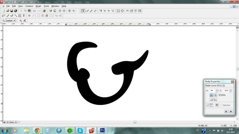 LenkaLenka's second version of ampersand, because I couldn't decide which one to keep